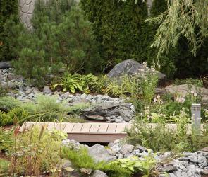 Мостик через ручей